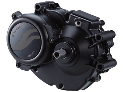 moteur Giant syncdrive liv