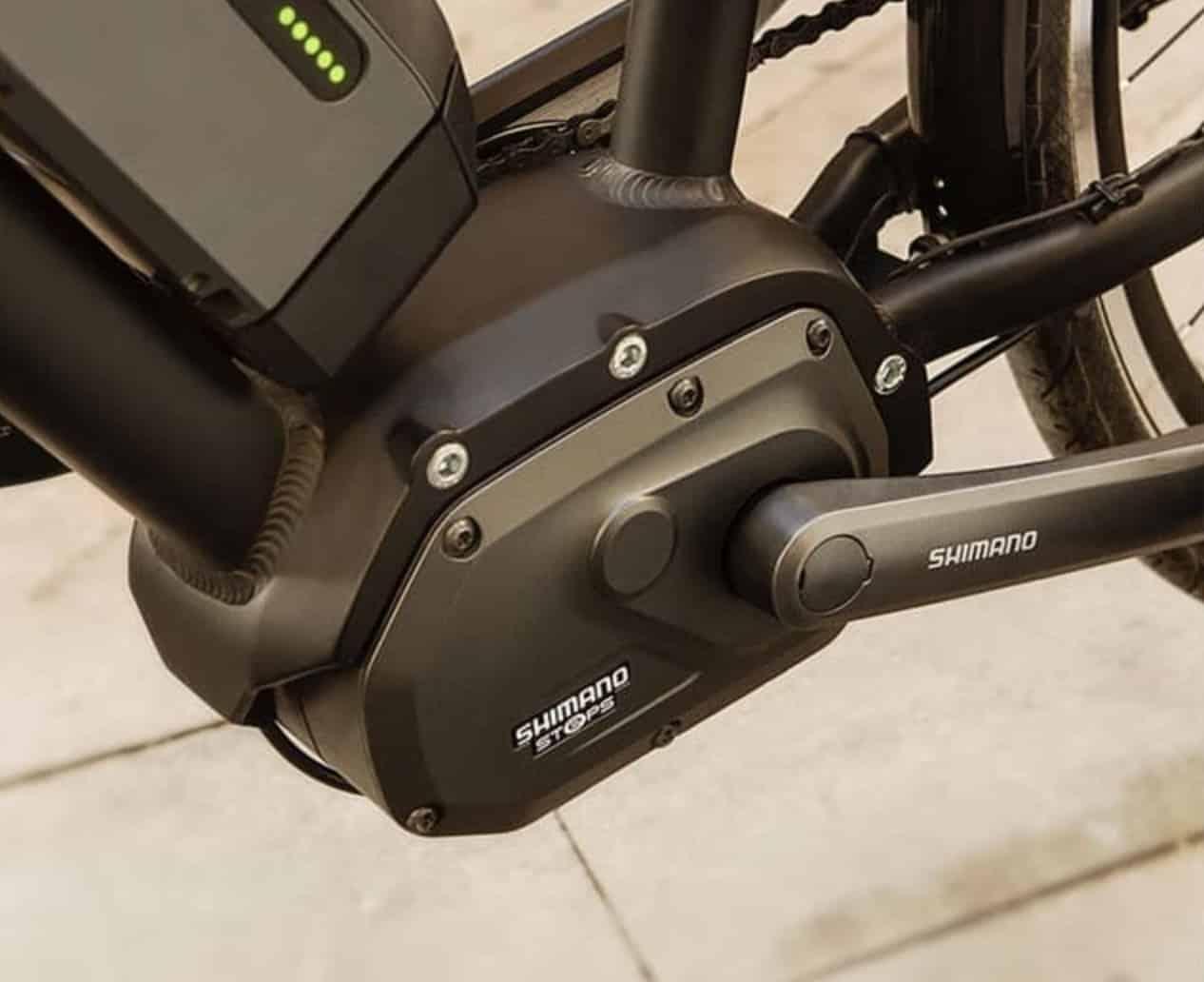 Motor Shimano E6000